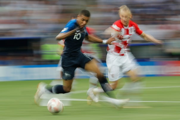 Kylian Mbappé the top ticket in French collection of bottomless