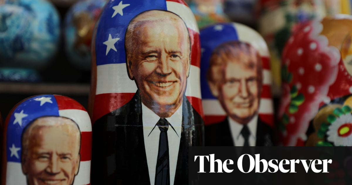 Peril by Bob Woodward and Robert Costa review – the bloated body politic