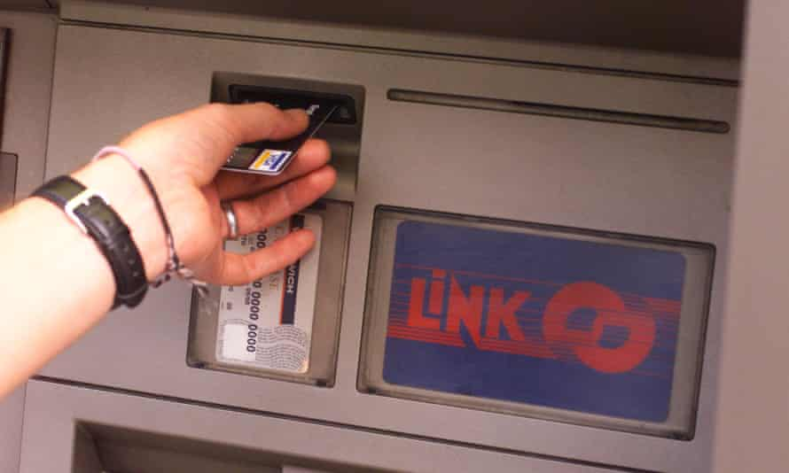 Mastercard has offered about £700m for Vocalink, which operates Link ATMs.