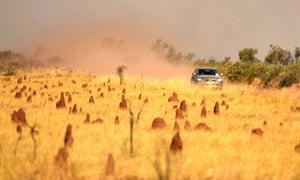 Tanami desert, Western Australia.