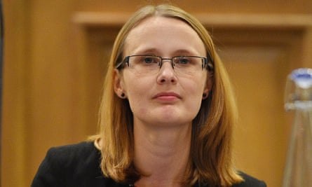 Cat Smith, the shadow voter engagement minister.
