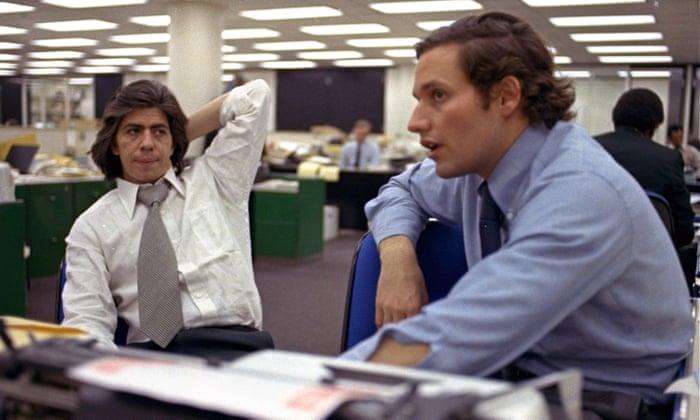 Woodward and Bernstein: Watergate echoes loud in Donald Trump era   Watergate   The Guardian