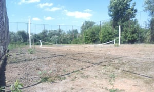 The facilities that once attracted Bayern Munich, Marseille and Everton.