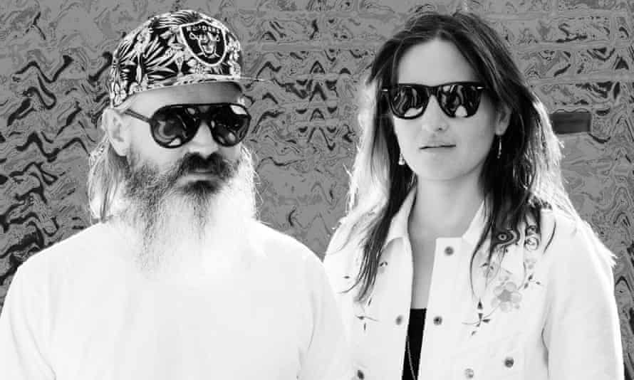 Moon Duo's Ripley Johnson: 'Psychedelic records can be something you just never imagined before.'