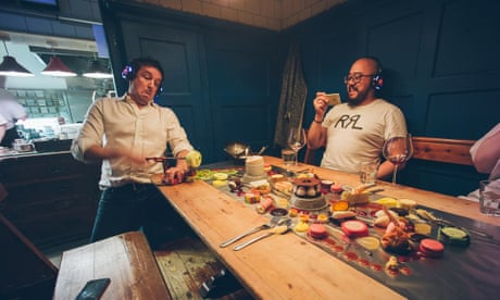 Can music make food and drink taste better?