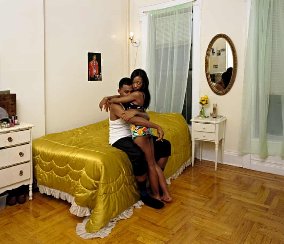 Deana Lawson, Binky And Tony Forever, 2009; from Deana Lawson: An Aperture Monograph (Aperture, 2018)