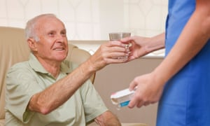 Care-providing organisations say more people are leaving other professions to work in social care.