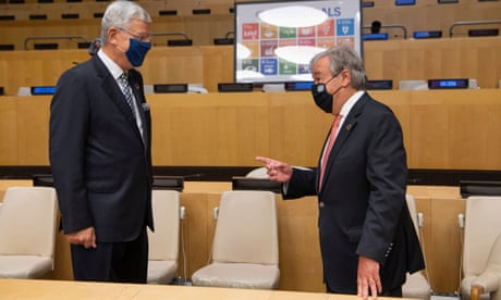Bye bye bilaterals: UN general assembly to embrace Zoom diplomacy