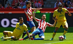 'Sporting Gijón's fate is in the best possible hands. Not their own.'