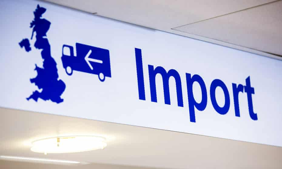 The IEA says the UK could remove all import barriers.