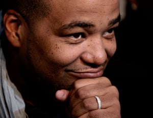 chris lighty at an event in 2009