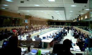 EU Ministers of Environment meet in Brussels on 4 March 2016 to discuss the action plan for the circular economy and the follow-up to the Paris agreement on climate change.