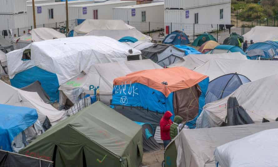 The Calais refugee camp was closed in November