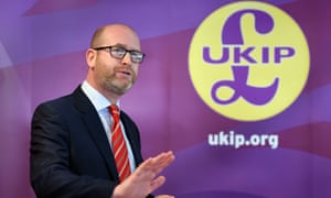 Paul Nuttall has made a string of errors during his campaign in Stoke.