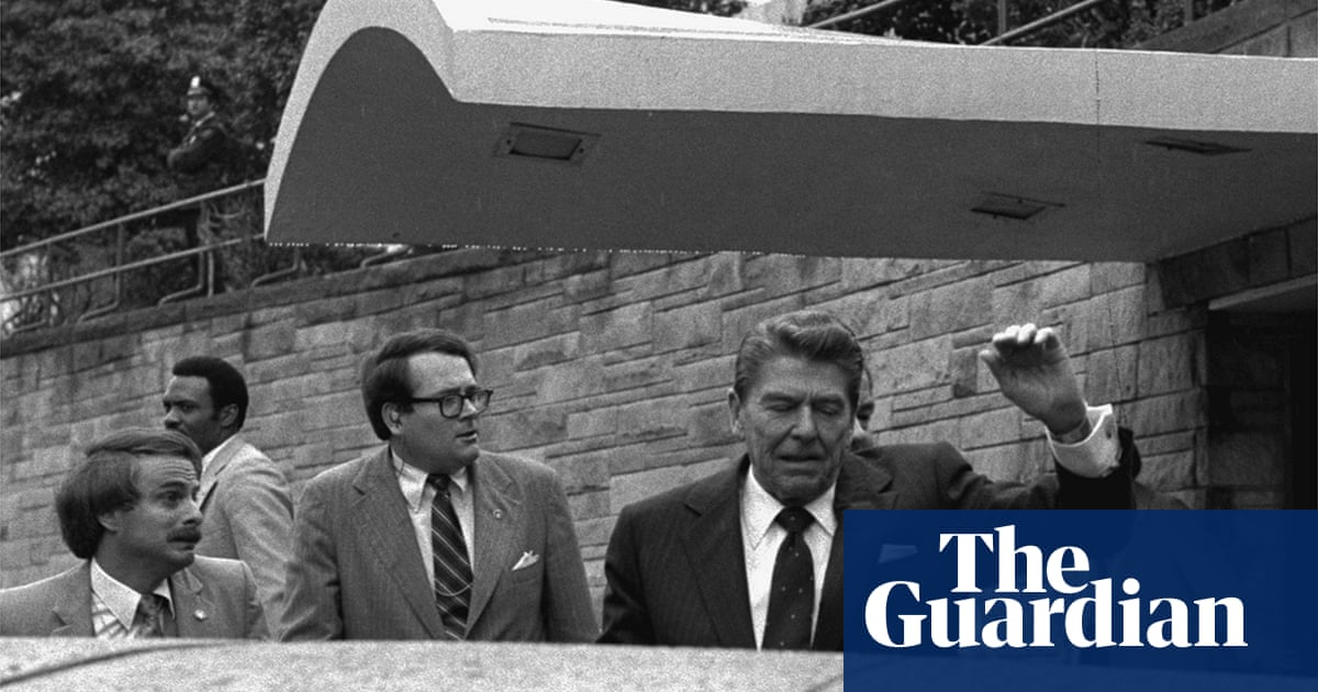 'Honey, I forgot to duck': the attempt to assassinate Ronald Reagan, 40 years on