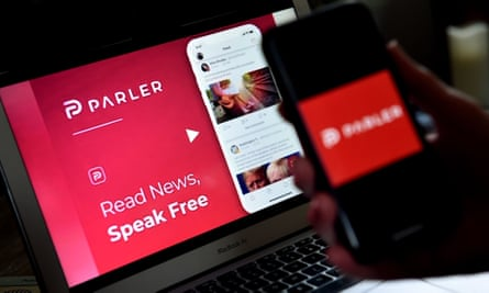 Parler has some high-profile conservative users, such as Senator Ted Cruz and the Fox News host Maria Bartimoro.