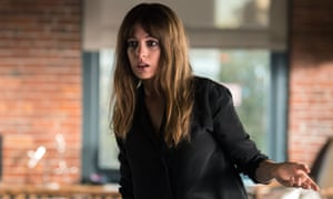 Here be monsters … Anne Hathaway in Colossal.