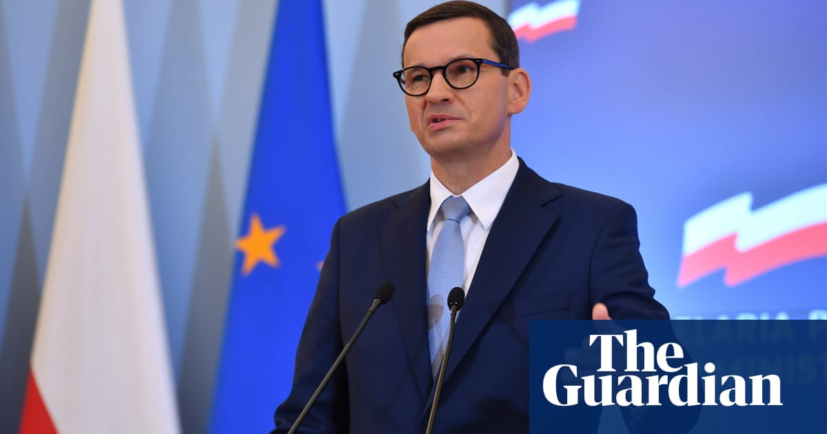 Poland's government risks fines for flouting European court order
