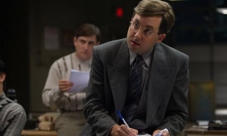 PJ Byrne as Nicky Koskoff in Martin Scorsese's The Wolf of Wall Street