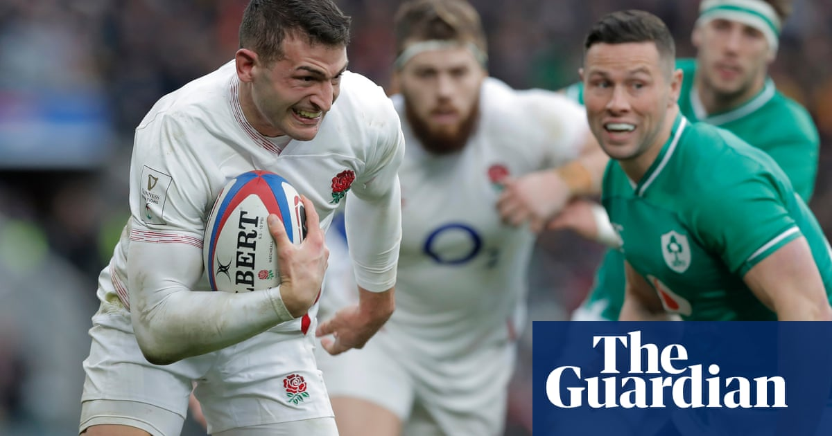 England will be 10% better against Wales, says upbeat Eddie Jones