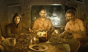 Resident Evil 7: come in sit down, you'll never leave