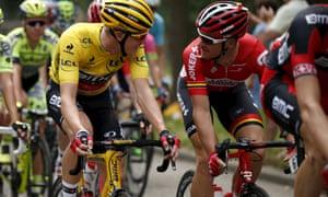 Rohan Dennis BMC Adam Hansen Lotto