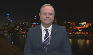 Talking about the 2018 Australian budget on the ABC's 7.30, Peter Costello says the government should look at income tax cuts for what he call's the 'forgotten people' earning around $100,000 to $200,000