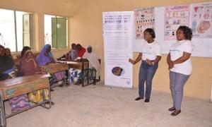 Wellbeing Foundation Africa