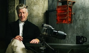 A state of innocent primitivism … David Lynch