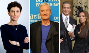 Denise Coates, head of bet365; Sir James Dyson, founder of Dyson, and the Beckhams feature in the top 50 list of highest taxpayers.