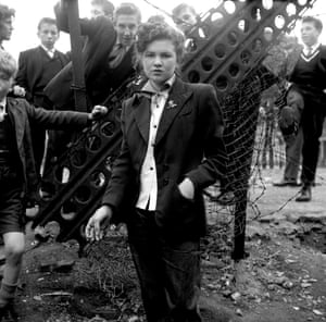 In Your Dreams,1955'I never thought of those kids as anything but innocent,' he said of the teddy boys and girls he photographed. 'Even the teddy girls, all dressed up, were quite edgy, and that interested me. They were more relevant and rebellious — but good as gold. They thought it was fun getting into their clobber, and I thought so too'