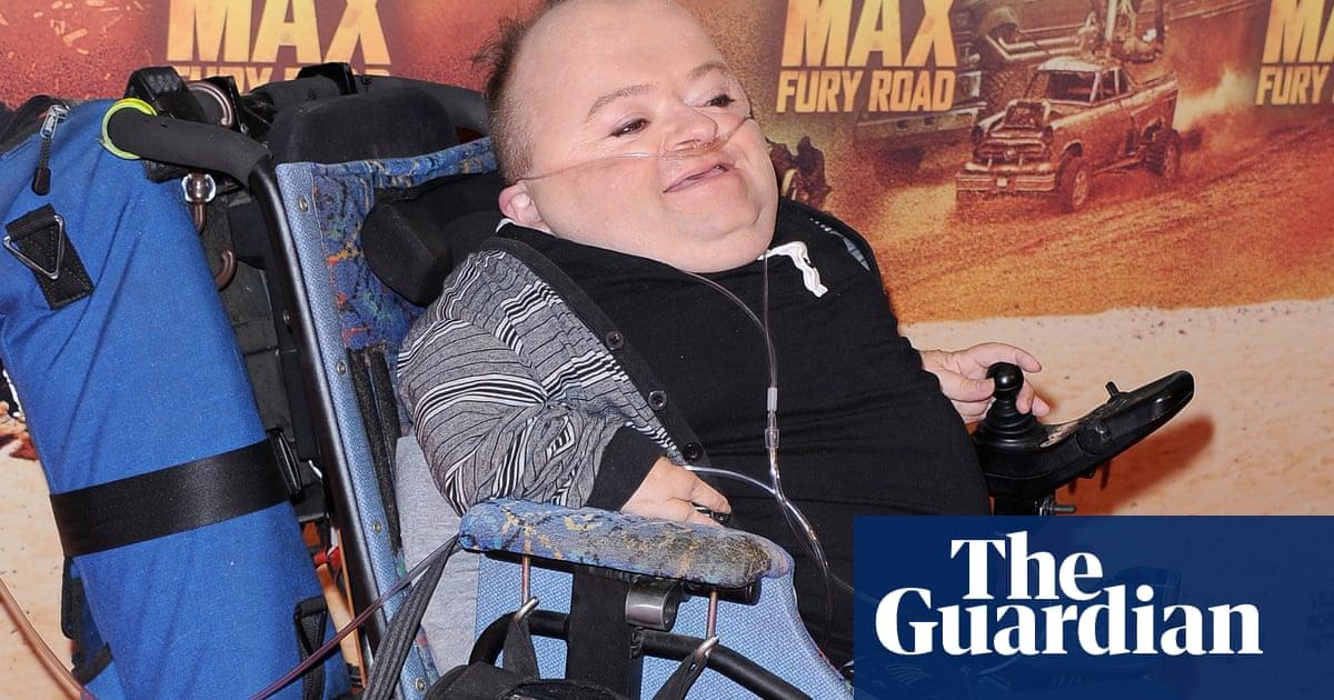 Disability Advocates Sharply Critical >> Quentin Kenihan Australian Author Actor And Disability Advocate