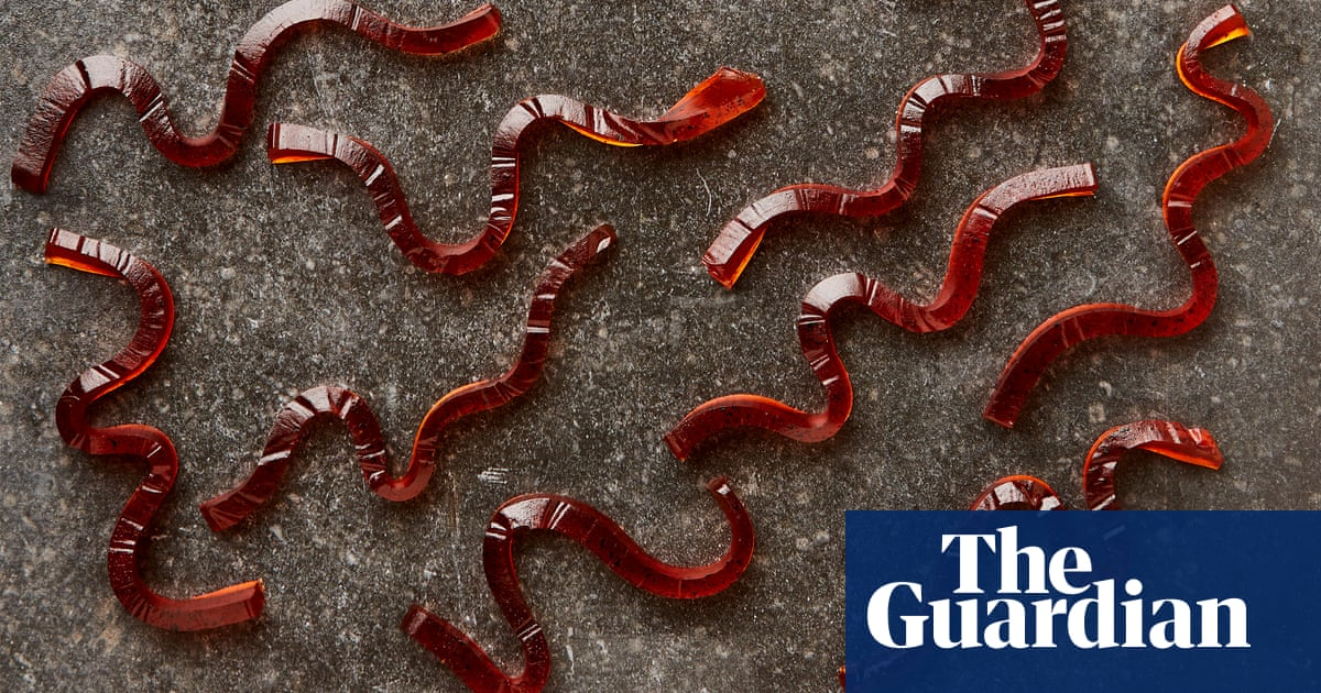 From gummy worms to snickerdoodles: Yotam Ottolenghi's Halloween recipes