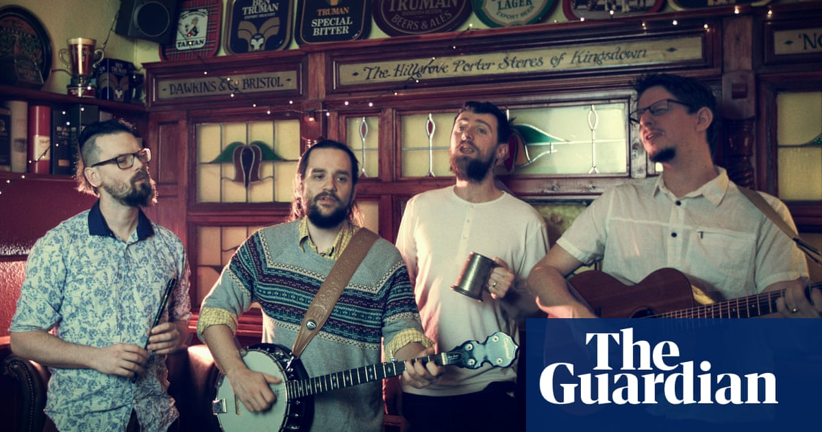 Avast success! Sea shanty Wellerman sails into UK Top 40