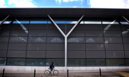 Clissold Leisure Centre in Hackney, which cost £45m and, as the result of a flood, closed for four months just 18 months after opening.