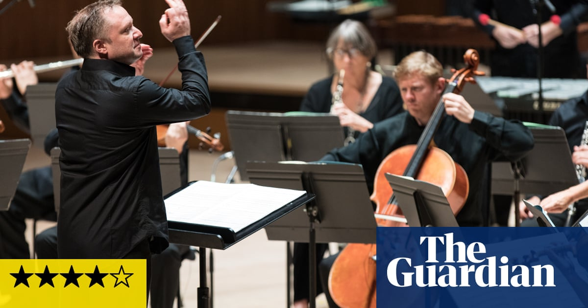 Colin Currie Group review – joyous celebration of Steve Reich