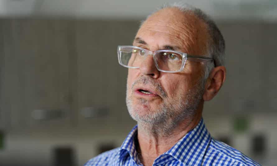 Euthanasia campaigner Phillip Nitschke