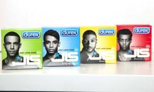 The JLS condom range