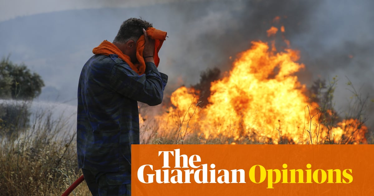 Don't despair – climate change catastrophe can still be