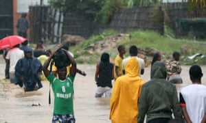 Cyclone Kenneth death toll in Mozambique rises as rain