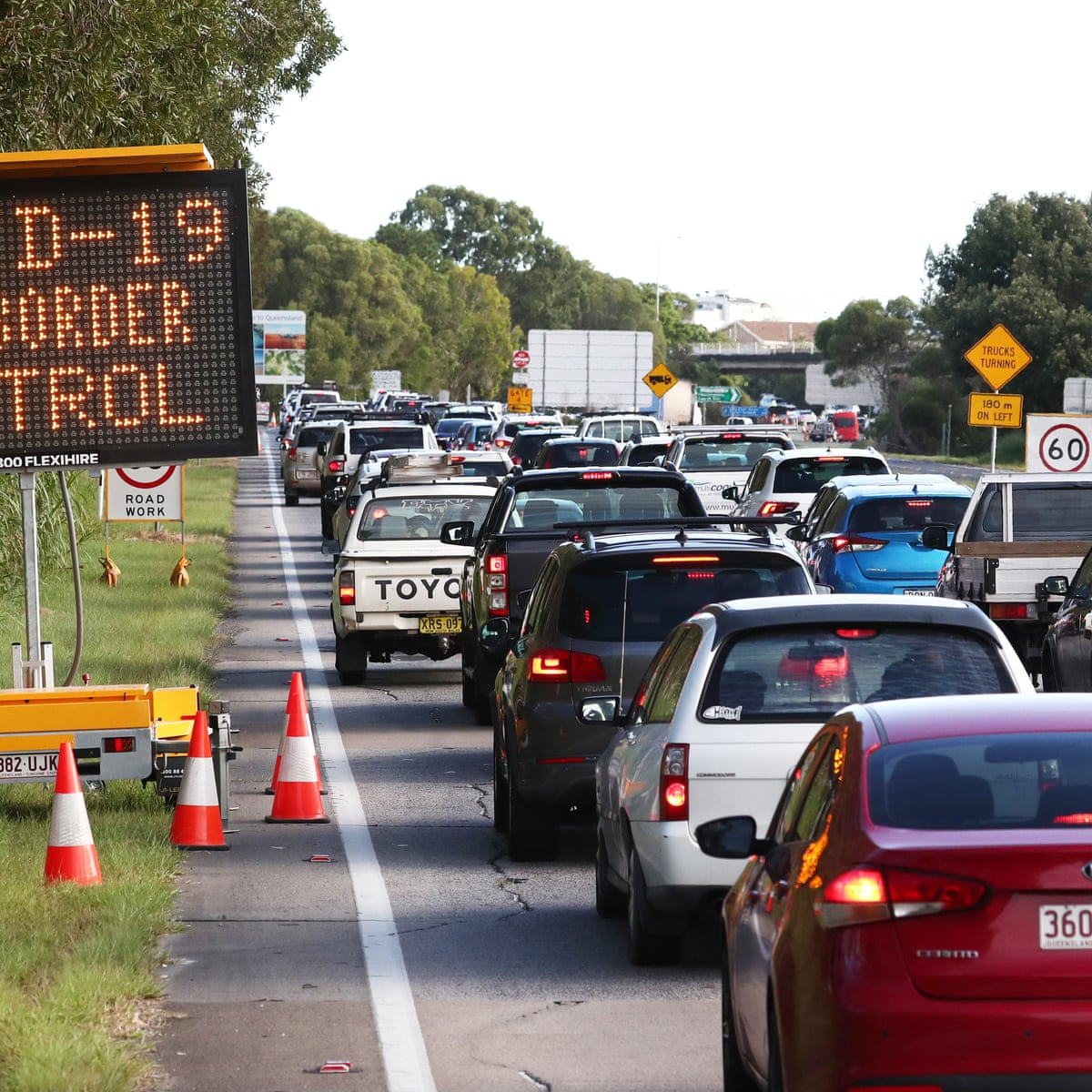 What Does Qld Border Pass Look Like : Revealed Brand New ...