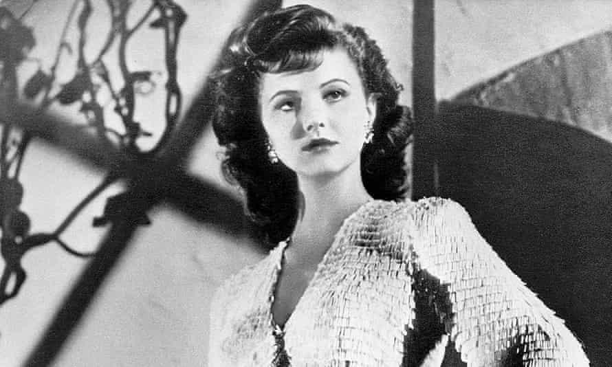 Madeleine LeBeau as Yvonne in Casablanca (1942).