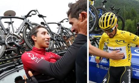 Tour De France 2020 Stage 19 Tour de France: Egan Bernal in yellow after hail stops stage 19