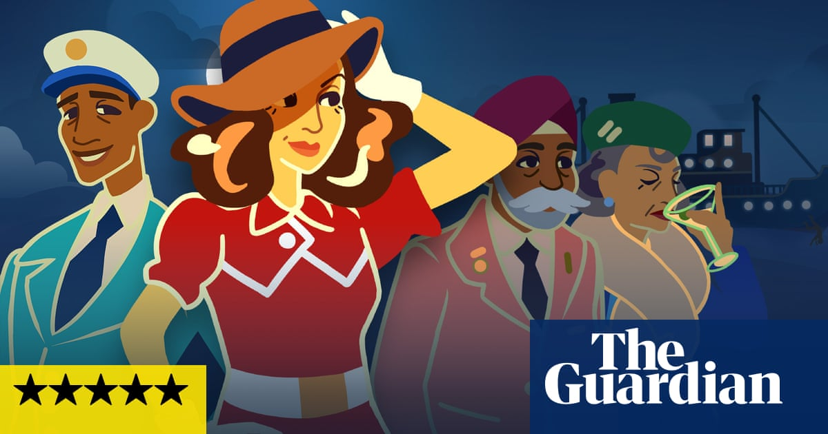 Overboard! review – ingenious cruise-ship thriller casts you as the villain