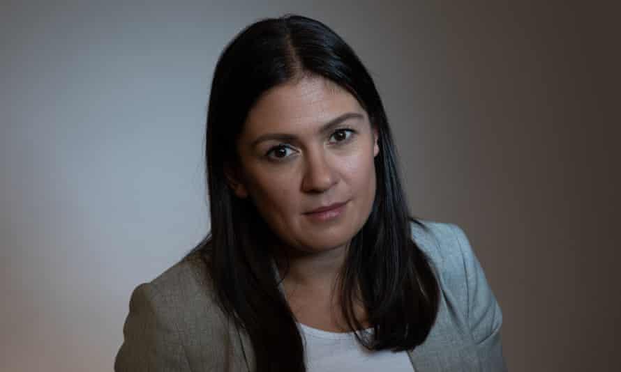Shadow foreign secretary Lisa Nandy.