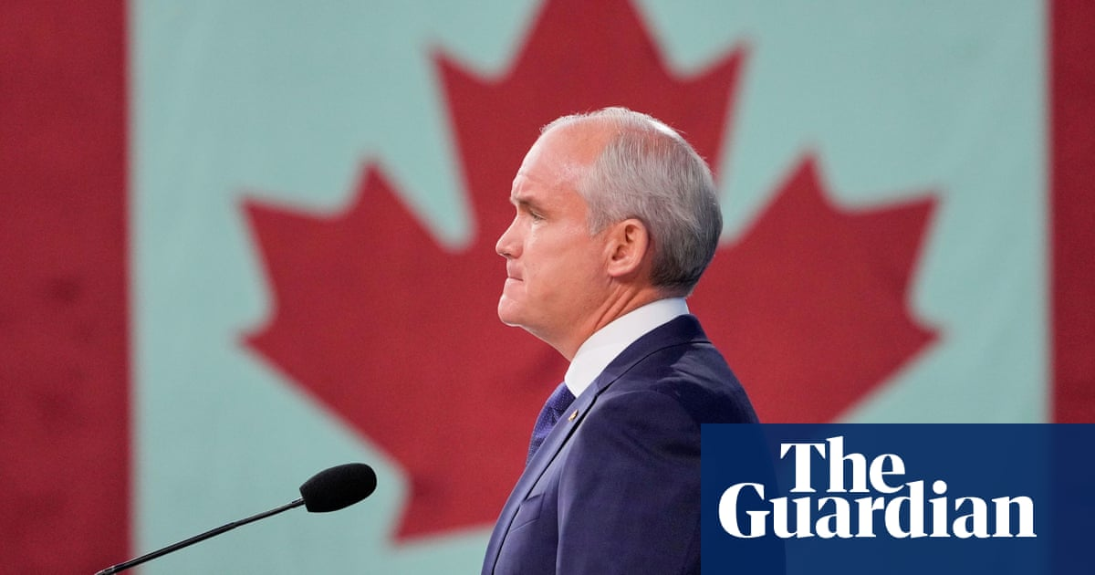 Canada's opposition leader concedes defeat after Trudeau victory – video