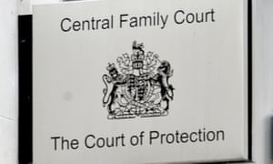 The Court of Protection and Central Family Court in central London