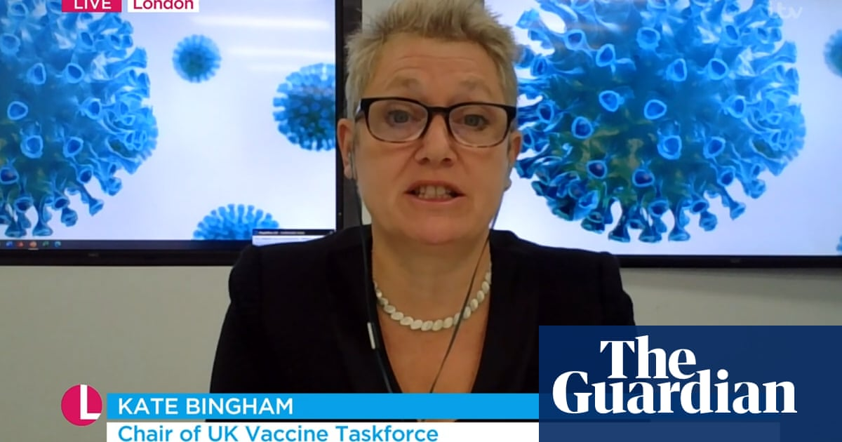 UK's coronavirus vaccine taskforce chief faces questions over biotech fund