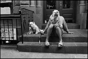 New York City, 2000 by Elliott Erwitt