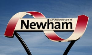 Newham council is one local authority that pays more in interest rates than it receives in council tax.